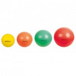 Original Pezzi Gymnastikball standard 75 cm, rot (Polybag)