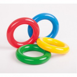 Gym Ring 4er Set