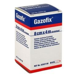 Gasofix 4m x 8cm (10er Pack) hautfarben