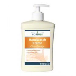 Handwaschcreme Citro-Orange mit Dosierspender