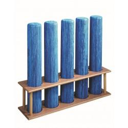 Pilates Rack - Rollenhalter - Holz