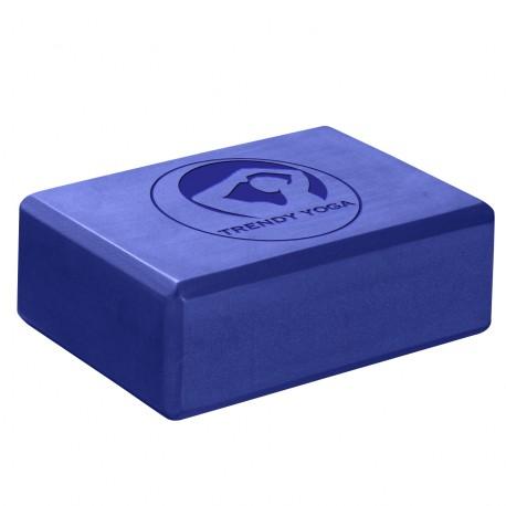 TrendyYogaBlock 7,5cm Blau
